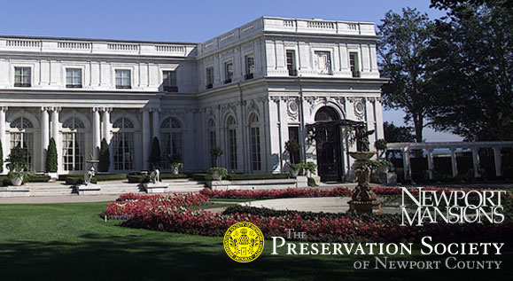 Newport Mansions website designed by CC inspire